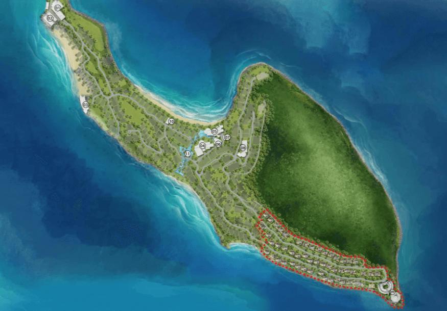 vi tri các tien ich cua biet thu Sun Premier Village The Eden Bay