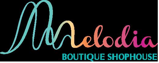 logo du an shophouse bai kem melodia