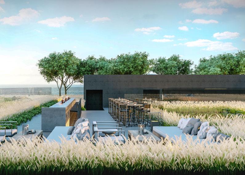 club house wyndham garden phú quốc