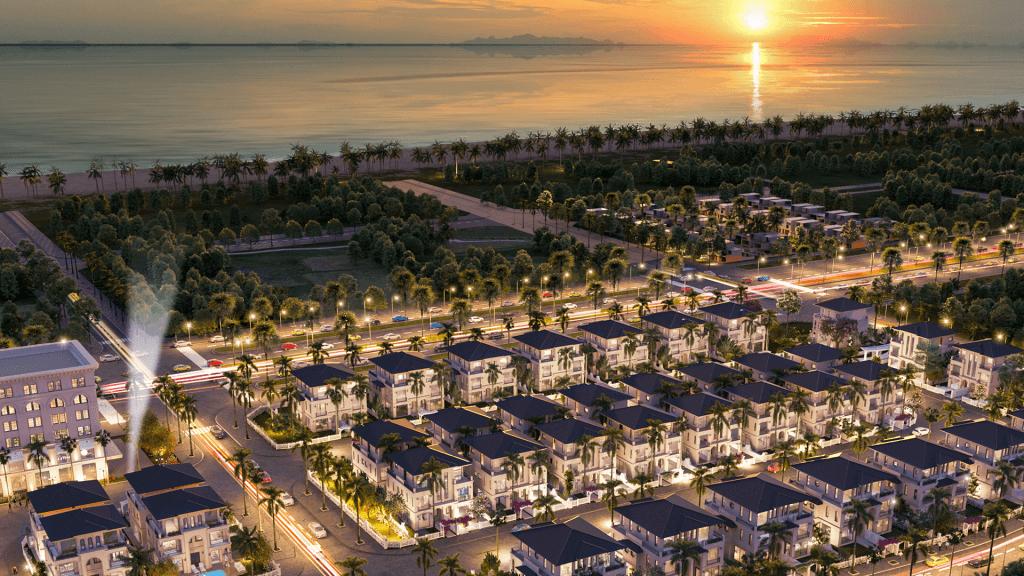 tổng thể dự án residence phu quoc