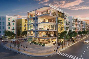 Sun Grand City New An Thoi Diện tích lớn khiến dễ dàng tùy biến nhiều loại hình kinh doanh.