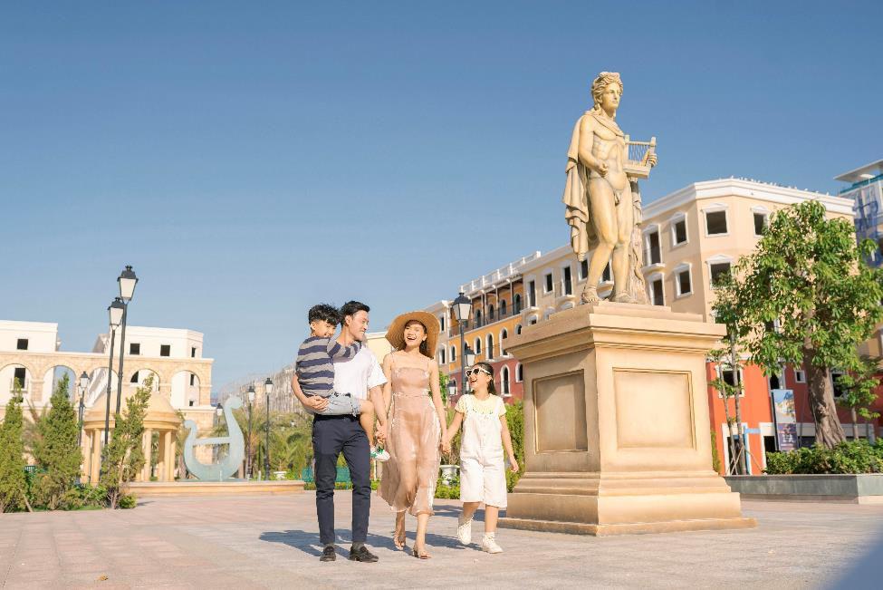 Sun Grand City mở ra một khu đô thị đáng sống nhất Phú Quốc