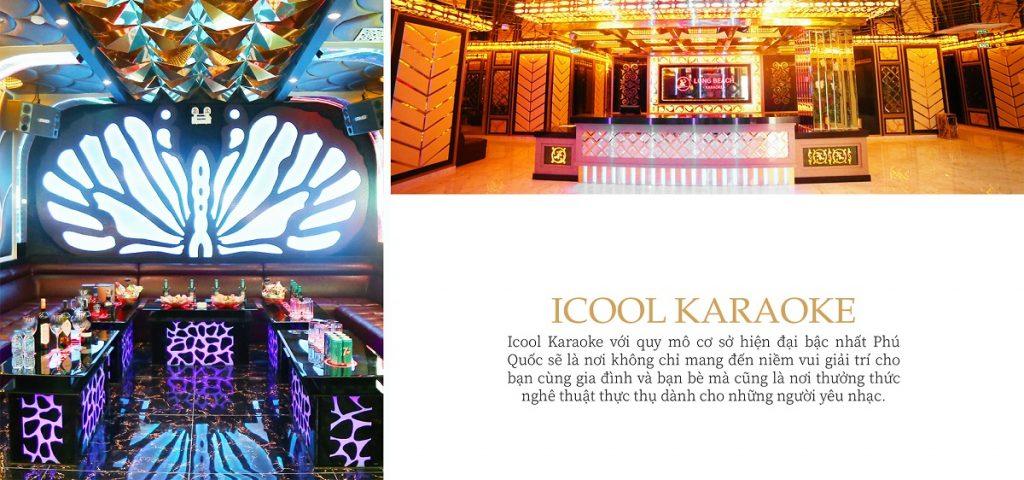 Khu vui chơi giải trí Icool Karaoke
