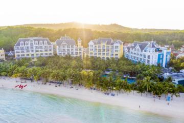 JW Marriott Phu Quoc Emerald Bay là một trong những điểm đến ở Nam Phú Quốc thu hút giới thượng lưu