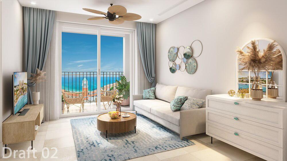 Mỗi căn hộ không chỉ là nơi để sống, nghỉ dưỡng mà còn có thể đầu tư cho thế hệ tương lai