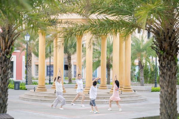 Công viên Sun Grand City New An Thới
