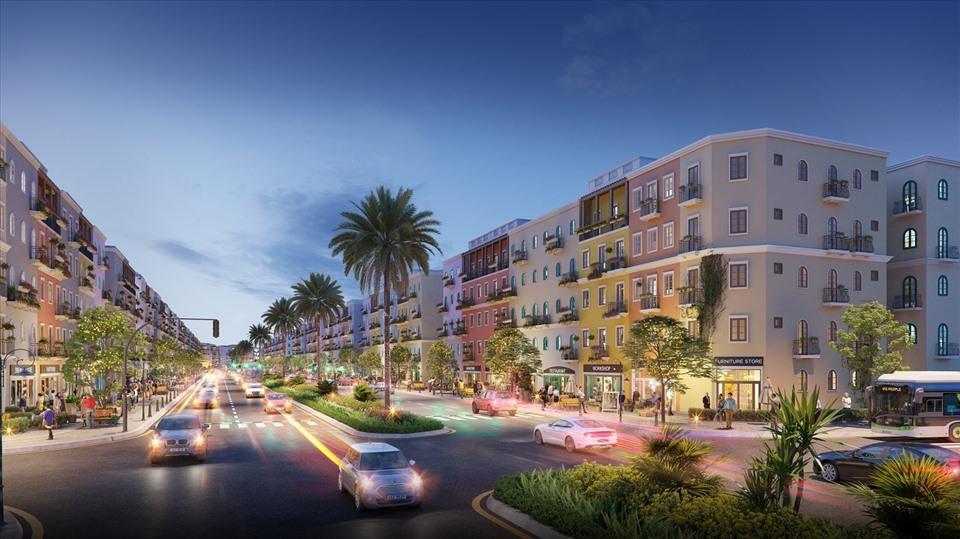 Sun Grand City New An Thoi Khu đô thị trong 6% quỹ đất ở hiếm hoi của Phú Quốc.