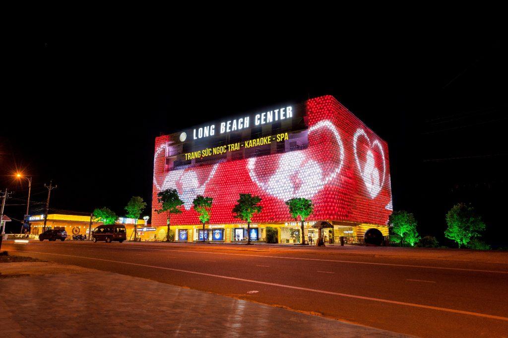 Long Beach Center - Trung tâm mua sắm giải trí bậc nhất Phú Quốc