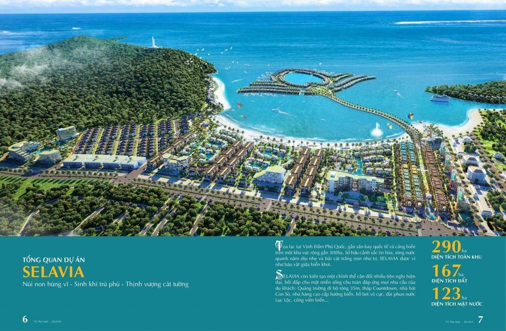 Tổng quan dự án Selavia Phú Quốc