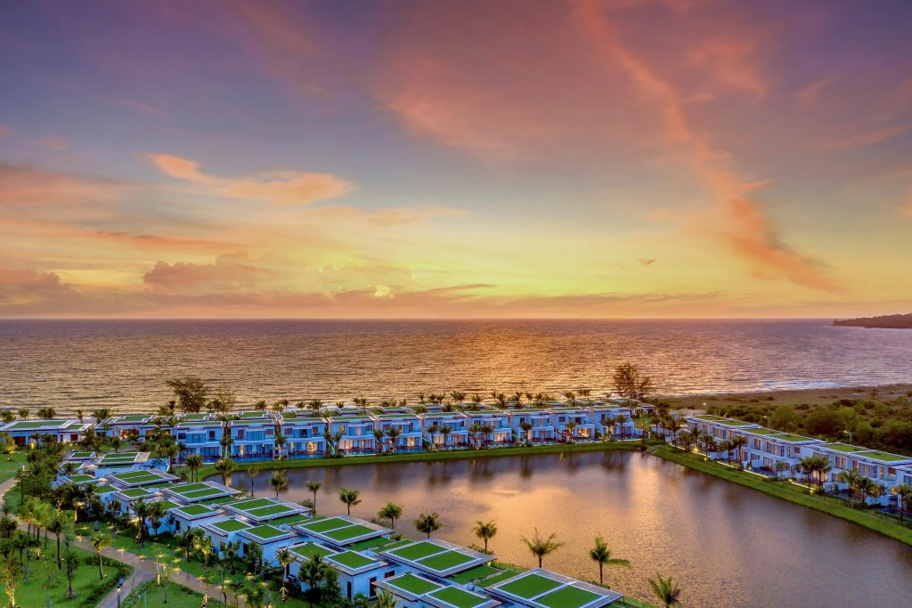 Movenpick Villas Phú Quốc thực tế